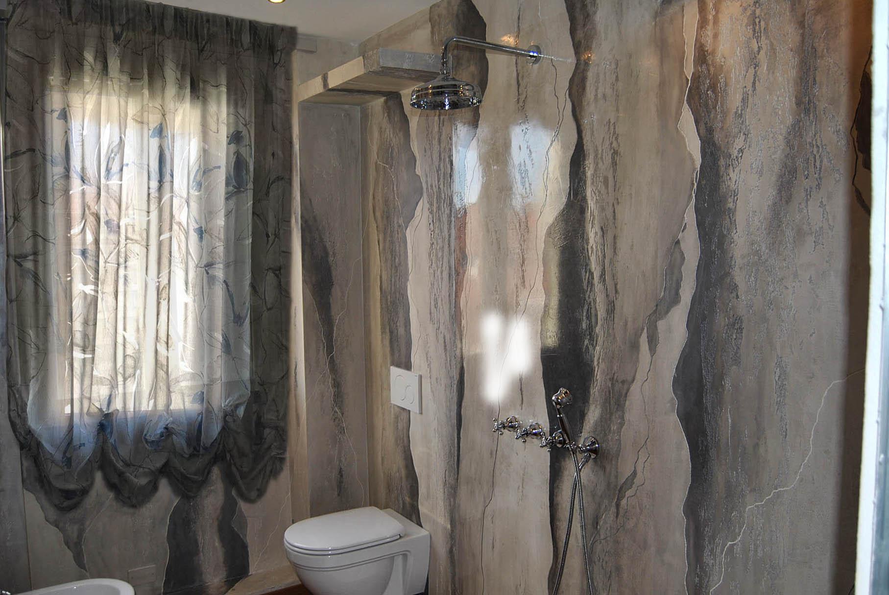 Pietra Spaccata bagno